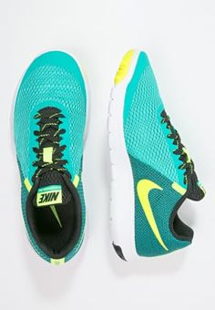 Nike Performance FLEX EXPERIENCE RUN 5 - Laufschuh Wettkampf - clear jade/volt/black/white - Zalando.de