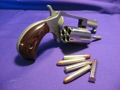NAA Sidewinder .22Mag / LR - 1 Derringer Pistol, Revolver, North American Arms, Security Tools, Lever Action, Guns And Ammo, Cool Toys, Cool Gifts, Firearms