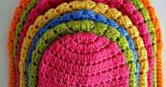 Basic Beanie Crochet Pattern                      With spring just around the corner I would like to share this pattern of a basi...
