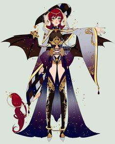 Witchtober Babes Art Chibi Characters, Fictional Characters, Moon Witch, Art Series, Geek Art, Character Description, Drawing Tools, Beautiful Words, Princess Zelda