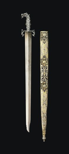 A BOSNIAN SWORD - CENTRAL BALKANS, CIRCA 1800