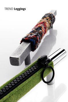 Trend Leggings #möbelgriffe #knobs #einrichten #wohnen #trends #möbel