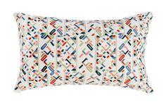 Nahuala III Pillow - Archive New York - $253 - domino.com