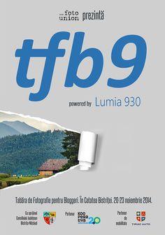 Se cauta un blogger pentru TFB9!