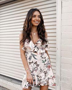 "15.5k Likes, 81 Comments - Weronika Zalazinska (@weronikazalazinska) on Instagram: ""Is it summer yet?  Wearing @majorelle_collection salsa dress via @revolve in my latest blog post.…"""