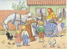 Fleson Postkortgalleri - BESKOW, ELSA