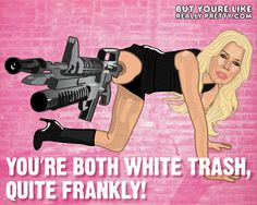 Aviva Drescher, White Trash Slayer