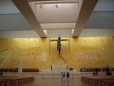 Basilica of the Holy Trinity (Fátima) - Wikipedia