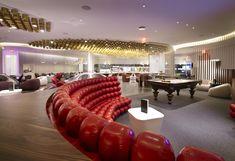Virgin Atlantic Clubhouse,© Anton Stark