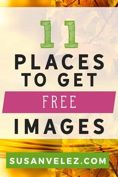 What are royalty free images and where can I find them. I share 11 places to get Royalty free images for your blog posts and social media. As bloggers we need images for our blogs and I'll show you were to find them. https://susanvelez.com/11-sites-with-free-images-for-your-blog-or-social-media-posts/