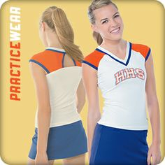 Practicewear makes perfect! Get some tips and ideas on how to step up your team's practice look with Varsity Spirit Fashion practicewear! http://www.varsity.com/event/1582/art/1947/varsity-spirit-fashion
