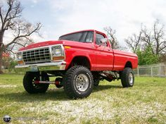 78 Ford Truck 4x4 | Photo of a 1978 Ford F-350 (clifford)
