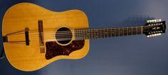 1967 Gibson B-45-12