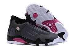 check out 71060 c0625 Where To Buy Original Youth Big Boys Air Jordan Air Jordan 14 Boys Shoe  Retro Hyper Pink Metallic Dark Grey Black White Plus Velvet 654969 028 Boys  Shoe ...