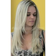 #ShareIG Se depender do #estilocassiaalborni , ninguém vai morena para o fortal 2015  @cabelos_luxuosos  #blonde #luzes #highlights #cassiaalborni #instablond #blondhair #loirosdivos #loiroplatinado #loirodossonhos #loiro #cabelosluxuosos #cabelosdivos @cadiveu
