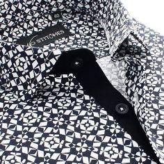 AZTEC. Shop at 16Stitches.com #menswear #mensstyle #mensfashion #summer #style #fashion #trend #trendy #shirts #luxury #formal #fb #formals #formalwear #classy #classic #classymen #dapper #dappermen #instalike #instagood Grey Suit Wedding, Style Fashion, Mens Fashion, Classy Men, Dapper Men, Pattern Fashion, Printed Shirts, Print Patterns, Casual Shirts