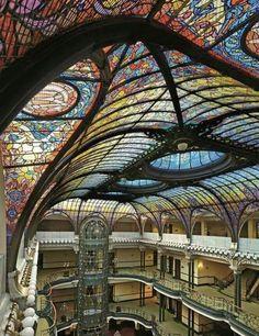 Art nouveau architecture stained glass design 63 New ideas