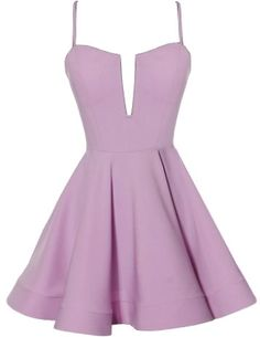 Doll Valley Dress by Rickety Rack