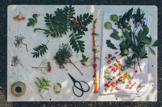 Autumn Garland by Babes in Boyland