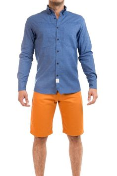 Buy Ethical Clothing - New Awareness or Fading Fashion Trend?: By Barbara Giesen at online store Ethical Clothing, Ethical Fashion, Men Online, Online Fashion Stores, Latest Fashion Trends, Shirt Style, Organic Cotton, Bermuda Shorts, Stuff To Buy
