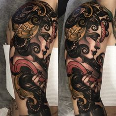 Emily Rose Murray Tattoo