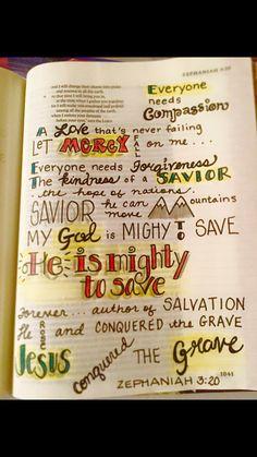 74 Best Bible Journal Zephaniah Images On Pinterest