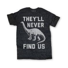 Dino t-shirt, $20