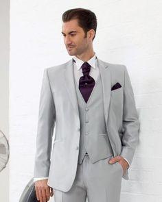 costume de crmonie pour homme costume de mariage costume homme 3 pices gris clair - Costume Homme 3 Pieces Mariage