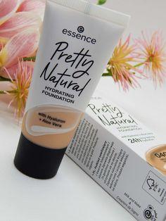 Natural Foundation, Essence Cosmetics, Aloe Vera, Essentials, Make Up, Mugs, Tableware, Pretty, Dinnerware