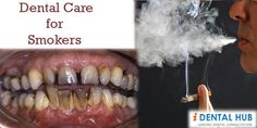 Adequate dental care is required by the smokers and the tobacco lovers, lack of which can be the cause of severe gum infections, oral cancer, mouth sores etc. identalhub provides adequate guidelines that must be followed to have healthy teeth and reducing the chances of oral cancer.