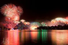 Porque la víspera de Año Nuevo se ve así… | 59 razones por las que vivir en Sídney te arruina de por vida