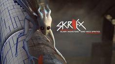 Skrillex, scary monsters and nice sprites en Vimeo