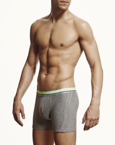 Boxer de la marca Punto Blanco, modelo Sausalito en color gris jaspeado. Tecnología FREEFIT de la marca Lycra, ajuste duradero, mejor tacto... http://www.varelaintimo.com/37-boxers