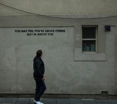 Street Art, Now With Sarcasm UK-based street artist Mobstr puts up simple sentences that were designed to make you think. Graffiti Quotes, Graffiti Lettering, Typography, Stencil Graffiti, Art Quotes, Funny Quotes, Life Quotes, The Words, Important Quotes