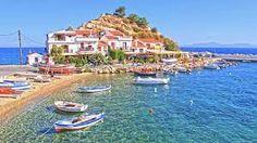 2015-04-06, Happy!! Tweede vakantie voor 2015 geboekt! #Samos #Griekenland