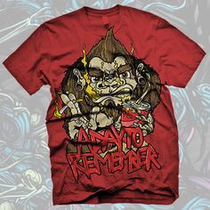 A Day To Remember - Ape Shirt