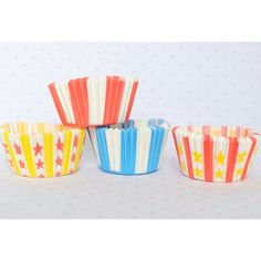 Carnival Baking Cups | 100ct for $3.00 in Cupcake Liners - Cake/Cupcakes