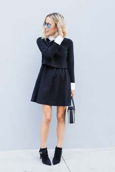 Damsel in Dior | Wednesday Adams Dress