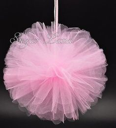 Tulle-Pom-Flowers-Balls-Wedding-Party-Decorations-Outdoor-Decor-Bodas-XV-Quince