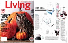 NYR Organic's best-selling Wild Rose Beauty Balm is featured in Martha Stewart Living this month! Check out my site to order it and other amazing products-http://us.nyrorganic.com/shop/DeonB
