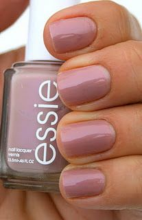 Essie - Demure Vixen! Just got this yesterday for my manicure! Love it!