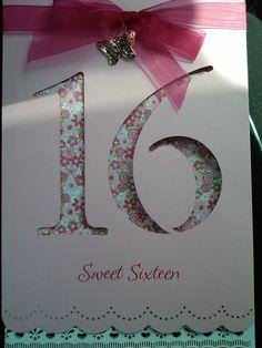Sweet 16                                                                                                                                                                                 More