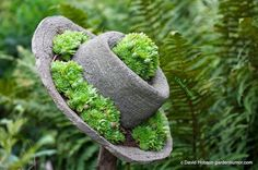 Ganz besondere Gartendekorationen, wodurch Ihr Garten ein einzigartiger Ort wird. - DIY Bastelideen