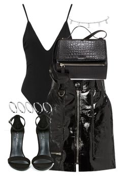 """""""Untitled #3450"""" by theeuropeancloset on Polyvore featuring Isabel Marant, Shoe Cult, ASOS and Givenchy"""