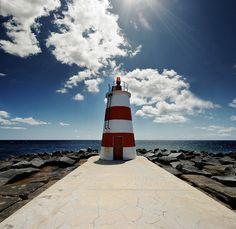 The Littlest Lighthouse Portimao Portugal