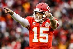If Patrick Mahomes continues at his current pace – which won him the NFL MVP last season – then some experts believe the Kansas City Chiefs QB could become the highest paid quarterback in the history of the game. American Football, Nfl Football, Football Helmets, Funny Football, Football Stuff, Football Players, Bill Belichick, Friend Zone, Tom Brady