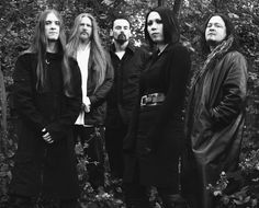 My Dying Bride - Goth/Doom Metal band from the UK.