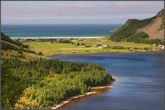 Norwegia, Vagsoy