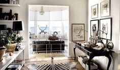 A touch of Luxe: Malene Birger's Copenhagen home