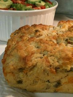Jalapeno Cheese Beer Bread! Made this at camp and everyone raved over it. Delish :)
